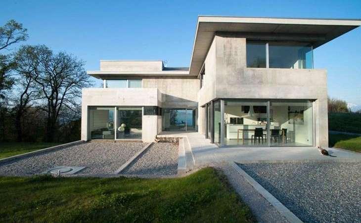 modern house ottawa