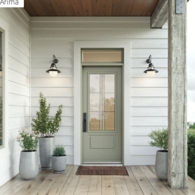 Arima Steel Door