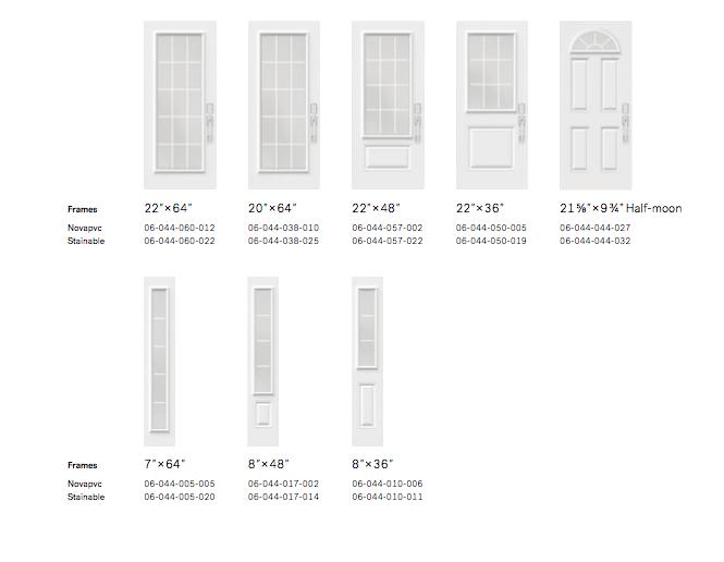 Distinction Steel Door