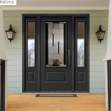 Kallima Steel Door