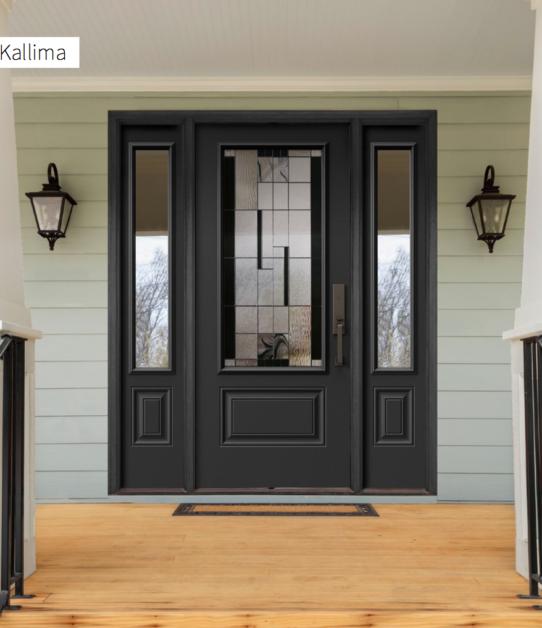 Kallima Steel Door