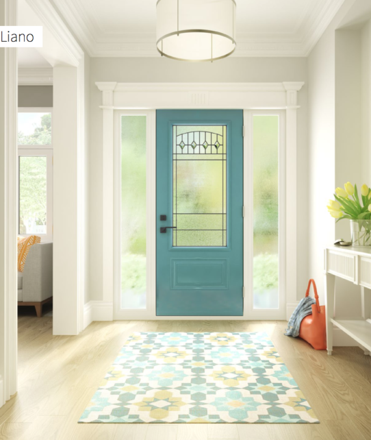 Liano Steel Door