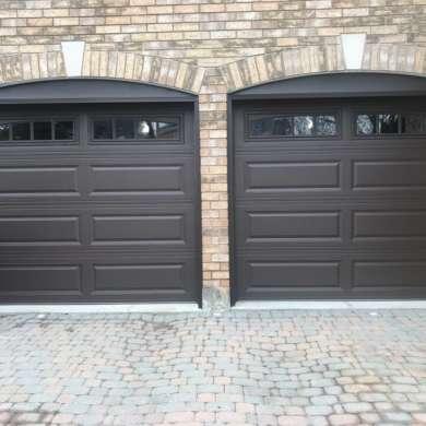 Garage Door Custom capping ottawa